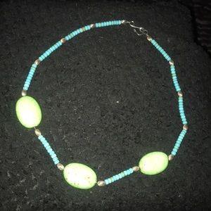 Rare Antique turquoise necklace